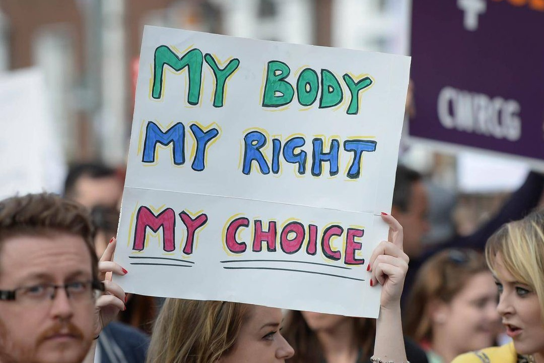 Irish abortion referendum