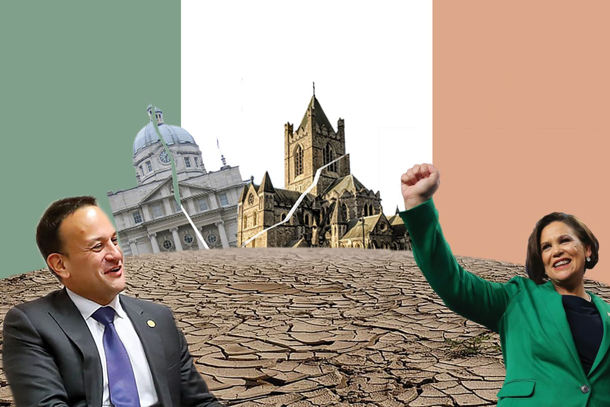 Irish elections: A shattering blow to the establishment