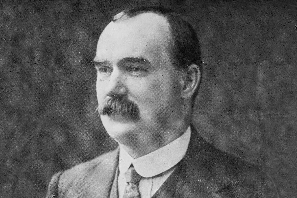 James Connolly and the struggle for Irish independence