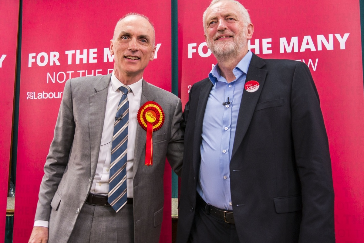 Chris Williamson Jeremy Corbyn