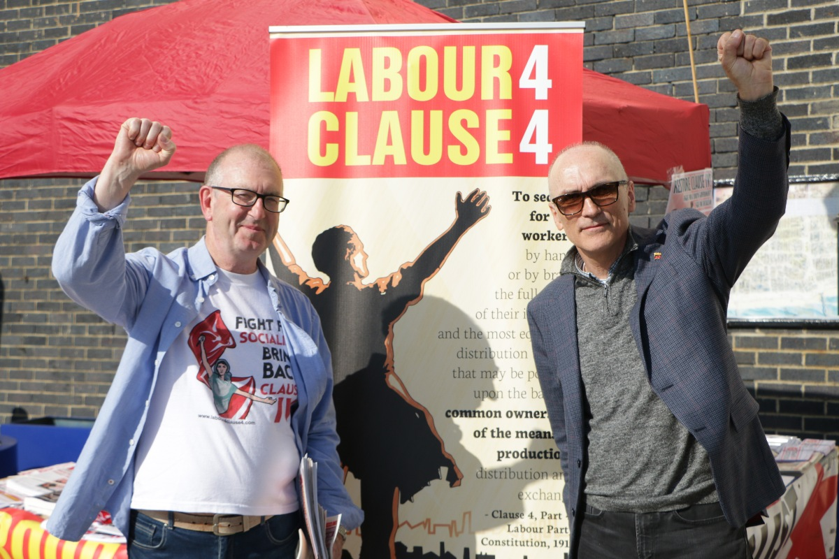 Clause 4 Labour conference 2019