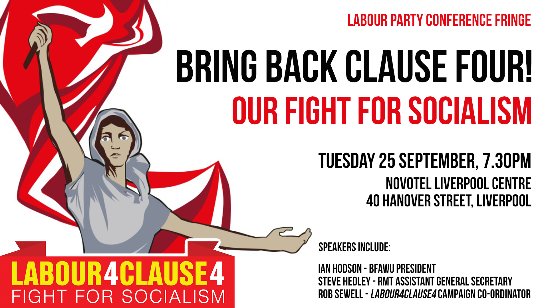 Labour4Clause4 LP conference fringe