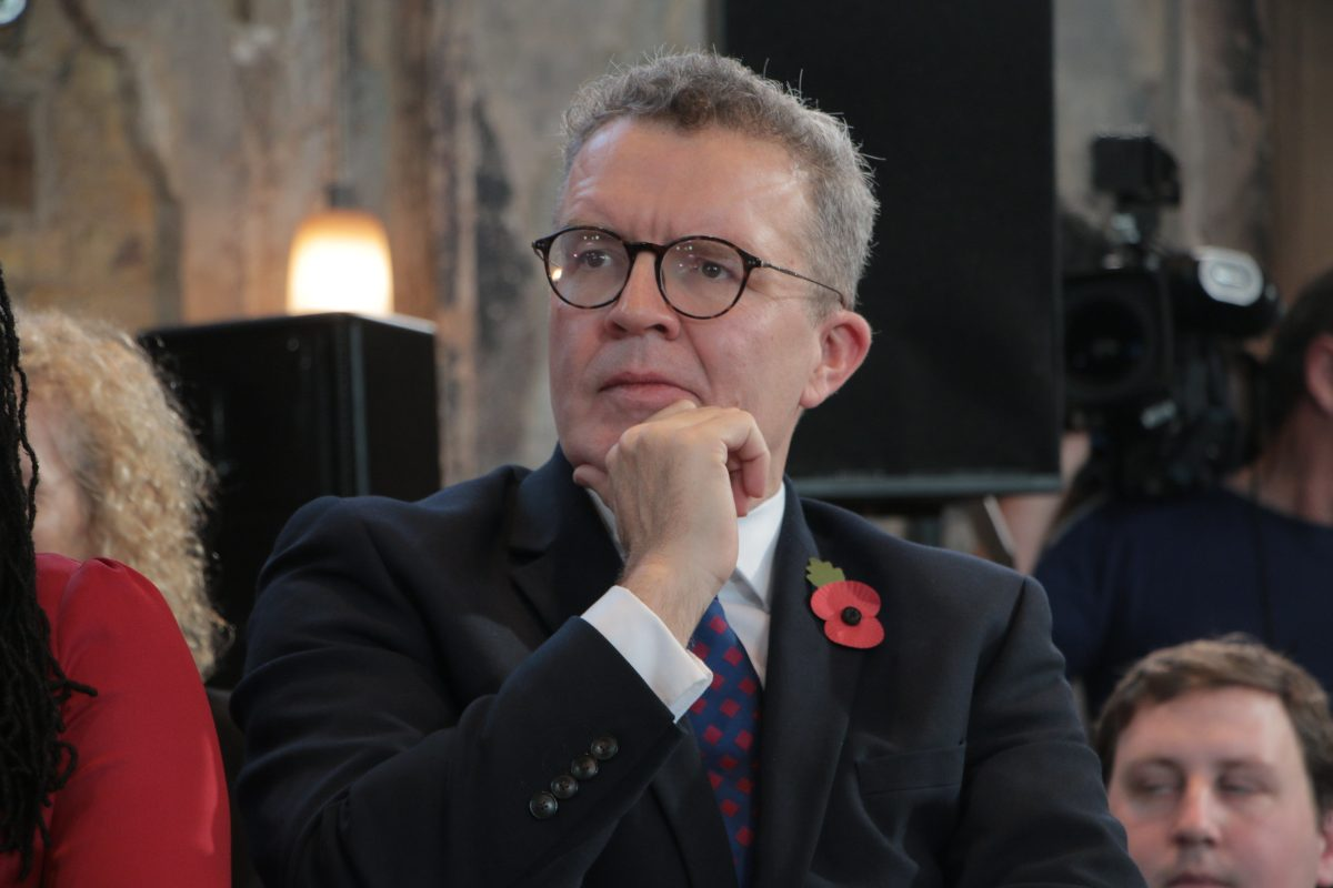 Tom Watson Campaign Launch