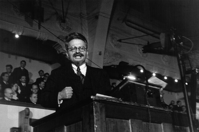 trotsky copenhagen speech 1932
