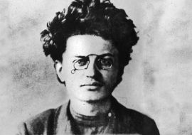 young trotsky