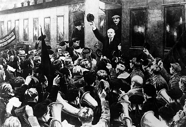 The April Theses: Lenin rearms the Bolsheviks