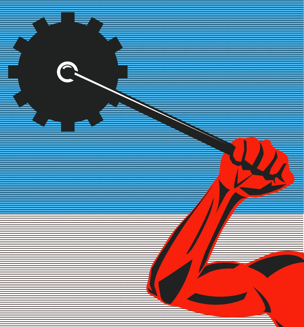 Workers Control gears