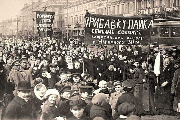 february revolution slideshow