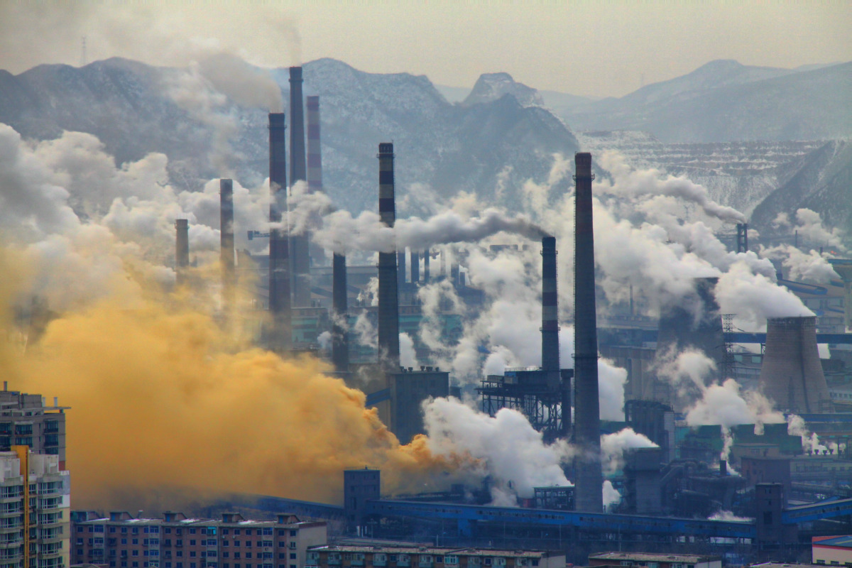 climate change steel industry
