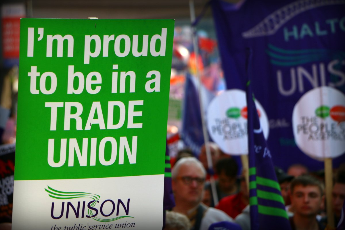 trade unions at the crossroads as membership declines