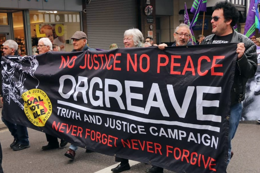 Ogreave Justice Campaign