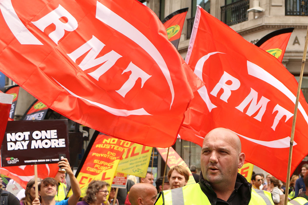 RMT demo flags