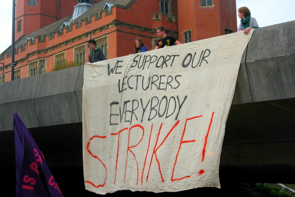 ucu strike student solidarity