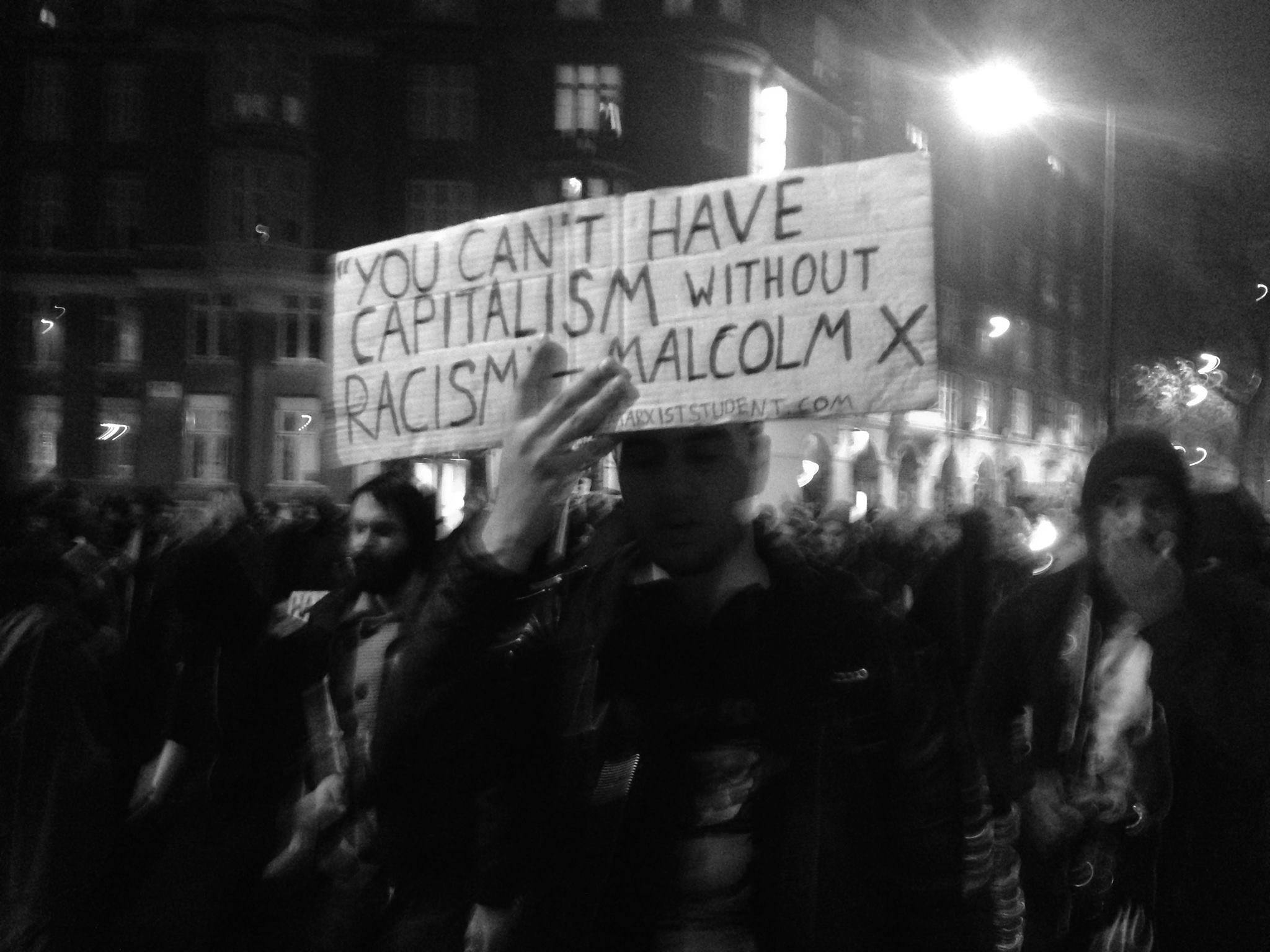 Myths of Marxism: can you have capitalism without racism?