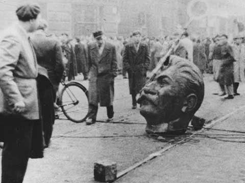 Hungary 1956 and Political Revolution