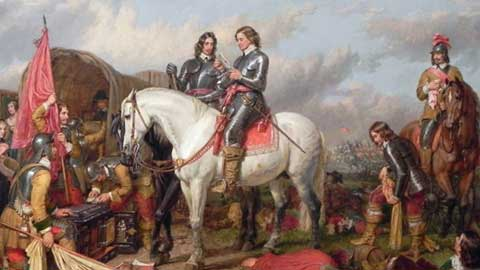 The English Civil War and the Levellers