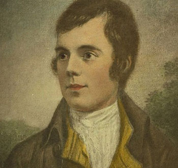 Robert Burns: Man, poet, and revolutionary