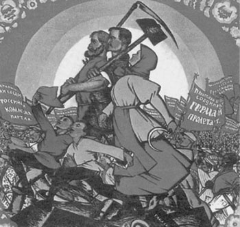 The Emancipation of Women in Russia Before and After the Revolution