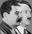 Stalin And Hitler